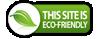 Eco friendly website