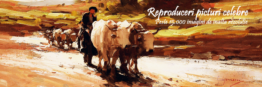 Reproduceri tablouri celebre