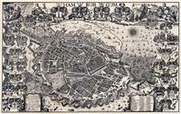 tablou hamburg, 1690
