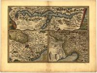 tablou tablou harta antica (223)