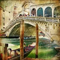 tablou venetia, vintage, italia (160)