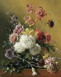 Tablou canvas flori, reproducere pictura (108), 1861