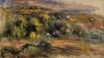 tablou renoir - landscape (sketch), 1908 12