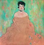 tablou Gustav Klimt - amalie zuckerkandl