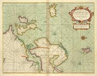 tablou northern seas, 1702