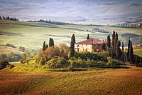 tablou toscana, italia (1)