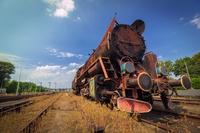 tablou locomotiva cu abur (14)