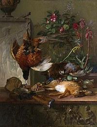 tablou still life, flori, reproducere pictura (101)