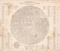 tablou harta antica 1853