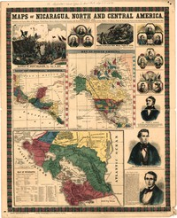 tablou nicaragua, 1856