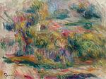 tablou renoir - landscape, 1919 01