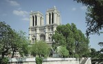 Tablou canvas notre dame, paris (21)