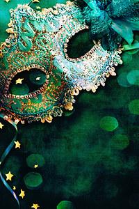 Tablou canvas masca (39)