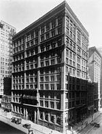 tablou chicago, 1920.