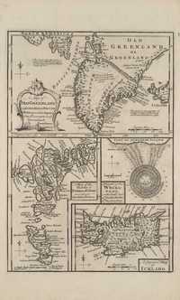 tablou Islanda, 1750