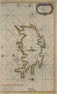 tablou Islanda, 1699