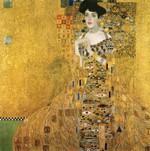 tablou Gustav Klimt - portrait of adele bloch bauer