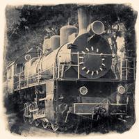 tablou locomotiva cu abur (12)