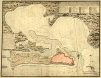 tablou nuevo plano de puerto rico, 1785