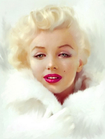 Tablou canvas marilyn monroe (42)
