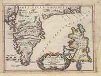 tablou Islanda, Insulele Feroe, 1692