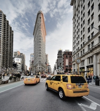 Tablou canvas new york, taxi (23)