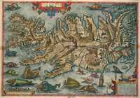 tablou Islanda, 1648 (2)