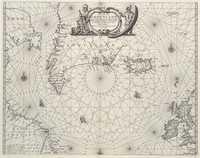 Tablou canvas Groelanda, 1661