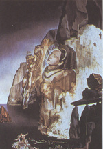 Tablou canvas salvator dali - 174