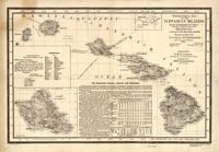 tablou hawaiian islands, 1893