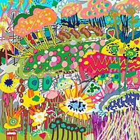 Tablou canvas abstract art (484)