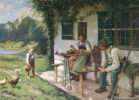 tablou scene life, (268)