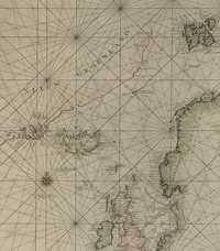tablou Groelanda, 1745