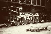 tablou locomotiva cu abur (10)
