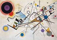 tablou Wassily Kandinsky - Compozitie VIII