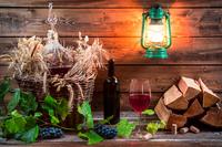 Tablou canvas vin (129)