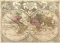 tablou harta antica (208)