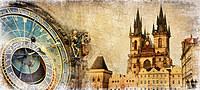 Tablou canvas city, vintage (6)