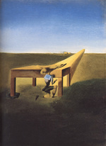 Tablou canvas salvator dali - 55
