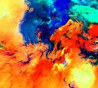Tablou canvas abstract art (701)
