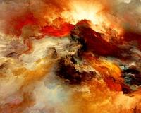 Tablou canvas abstract art (702)