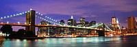Tablou canvas new york night (14)