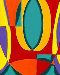 Tablou canvas abstract art (546)