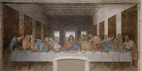 tablou leonardo da vinci - last supper