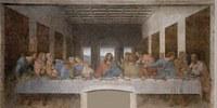 Tablou canvas leonardo da vinci - last supper