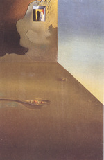 Tablou canvas salvator dali - 42