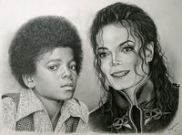 Tablou canvas michael jackson (11)