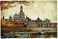 tablou city, vintage (1)
