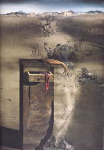 tablou salvator dali - 134
