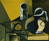 tablou picasso - nature morte